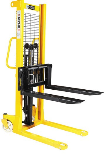 High quality hand type 2 ton hydraulic forklift / manual pallet.