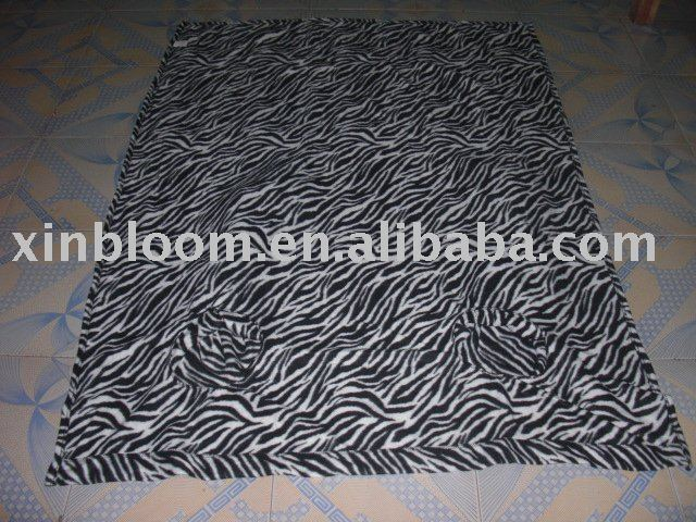 Fleece tv blanke