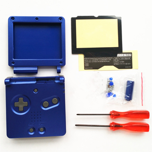 new replacement housing shell for GBA SP console