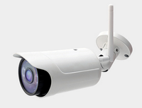 Outdoor IP camera 6820 home security wirelss wifi CCTV camera based on APP controlled WIFI IP P2P camera