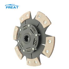 Size 240MM customized spare auto parts racing car clutch disc