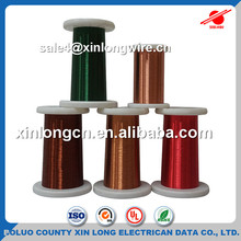 China Factory Price Electric Motor Copper Coil Wire Enameled Copper Winding Wire