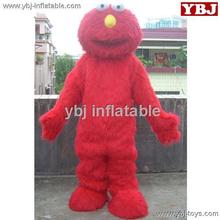 2014 cool Elmo mascot costume