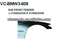 Fender For BMW 3 Series E46 4D 98-04