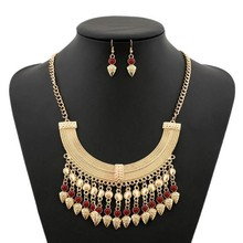 Cheap Necklace And Earring Sets Wholesale Fashion Statement Jewelry Necklaces