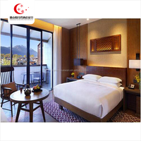 Hotel Bedroom Set Specific Use Modern Type Hotel Motel Furniture