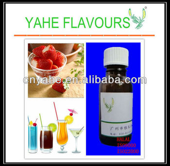 Strawberry Oil Flavour for food