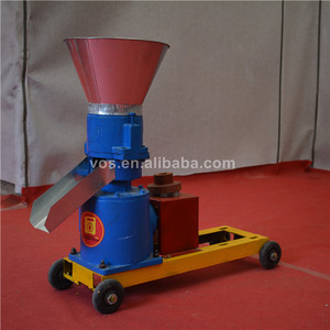 Easy operation cattle feed pellet mill poultry feed pellet machine price granulator for feed