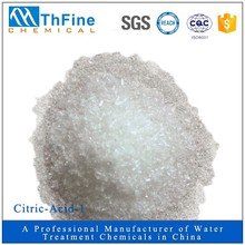 Food Grade Citric acid Anhydrous/ Citric acid Monohydrate Powder