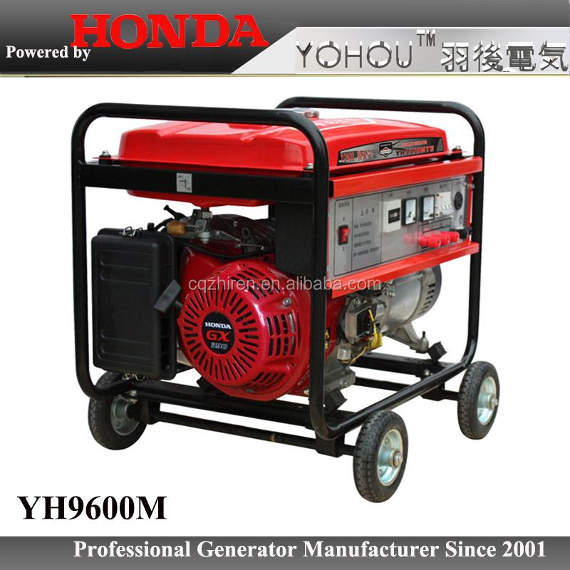 2000/3000/5000 Watts Gerador Portátil Alimentado Por HONDA
