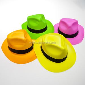 Plastic Gangster Hats 83cc703772f8