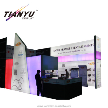 used trade show booth with replacement graphics for any display exhibition booth