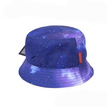 custom tie dyed fishing bandana lady purple mesh vented cool bucket hat no  minimum with string fc1ad39441c