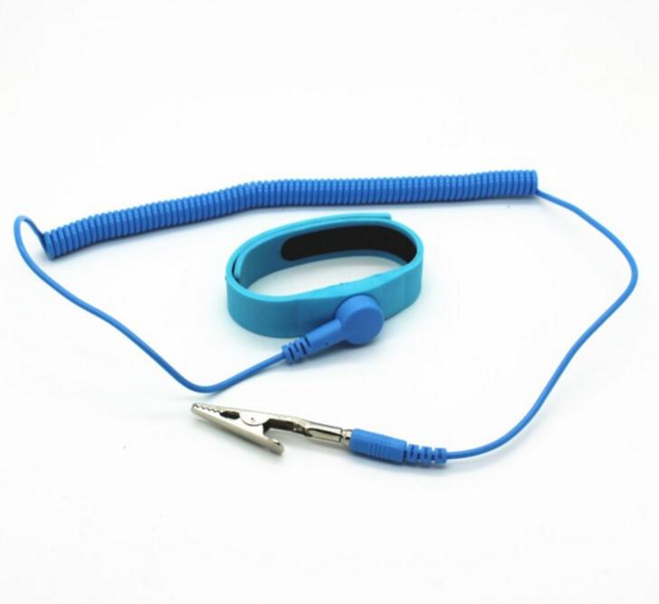 Power Tool Accessories Back To Search Resultstools Brilliant Wholesale Anti Static Antistatic Esd Adjustable Wrist Strap Band Blue Free Shipping