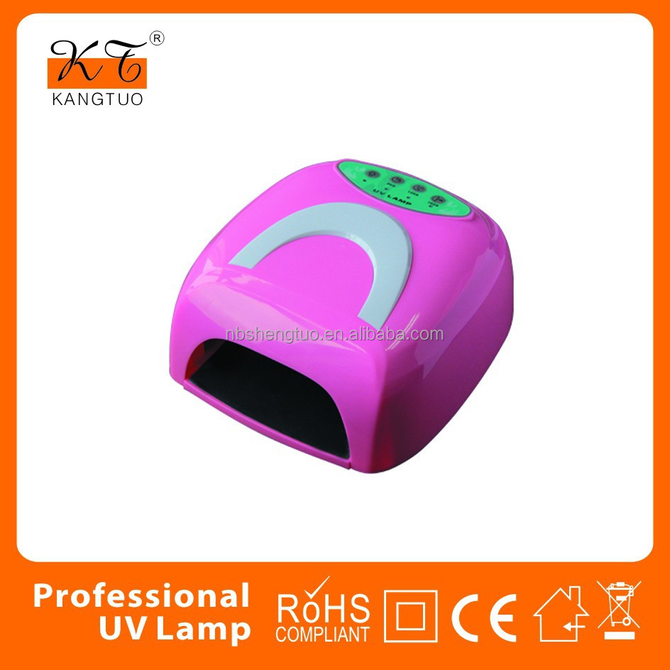 uv nail lamp 36watt manufacturers with best price KT-838
