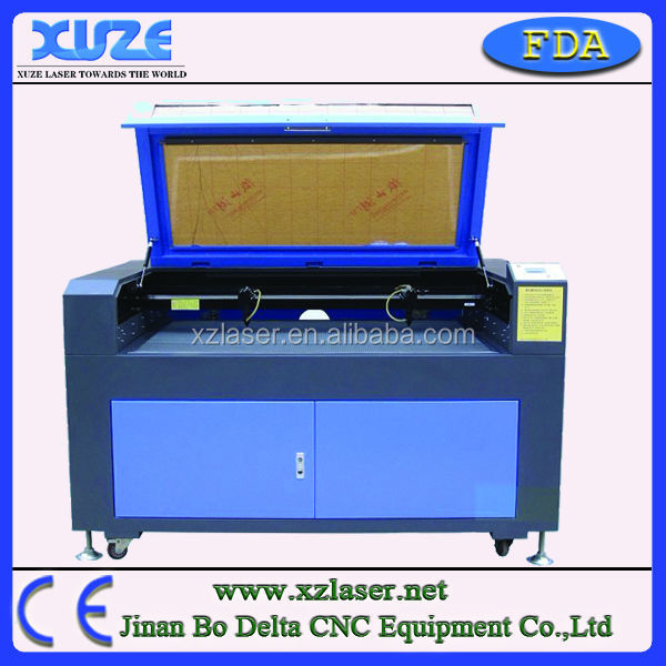 Cheap 1200*900mm CO2 laser wood and metal <strong>cutting</strong> and engraving machine Skype:angela.yao67