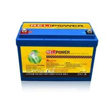 Shenzhen Lithpower Technology Co Ltd Lifepo4 Battery