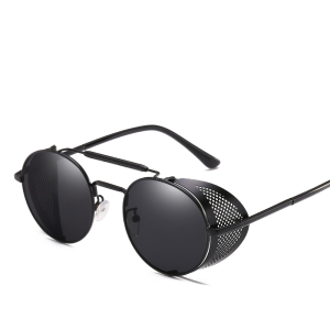 Fashion man sunglasses for men with accessories lens sunglasses 2018