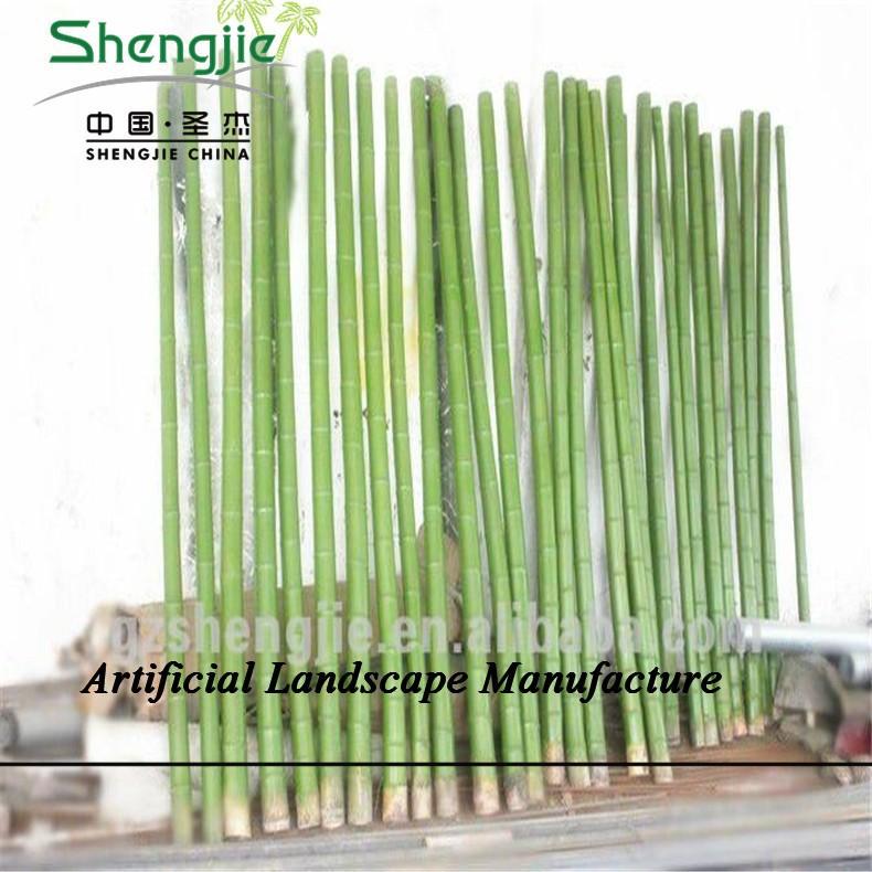 Sjzjn 731 artifici le hoge kwaliteit bamboe nep bamboe hek groenblijvende bladeren bamboe andere - Bamboe hek ...