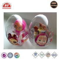 ICTI audited factory custom making surprise egg toys