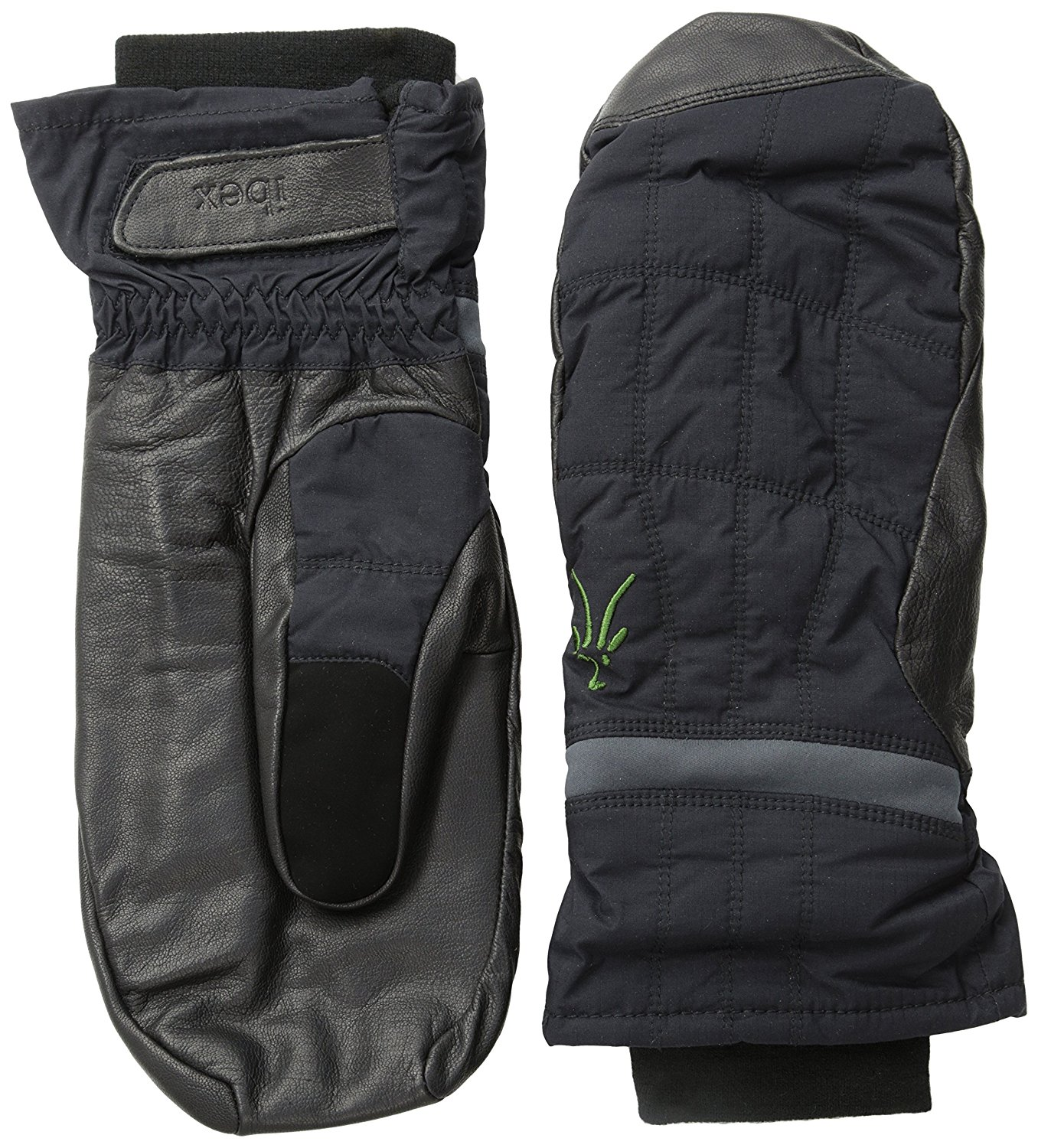 Ibex Outdoor Clothing Wool Aire Mitten