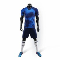 New Sublimation Football Sportswear of High Quality Soccer tracksuit