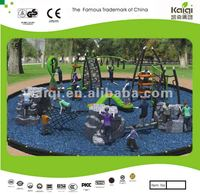 High quality outdoor training play equipment/commercial play structure/fitness equipment
