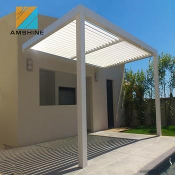 Portable Aluminum Alloy Pergola Sunroom Season Room