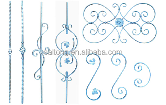 Designer New Coming Wrought Iron Scroll Bending Machines