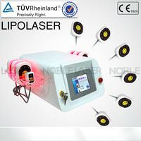 Easy to lose weight 650mn diode Laser slimming machine