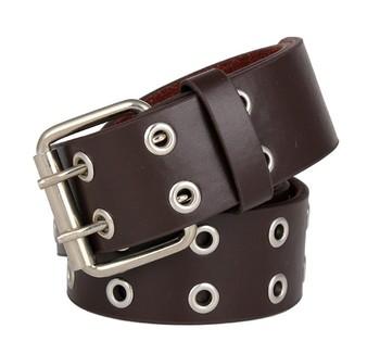 mejor selección f3572 65cb8 2017 Ojales Doble Cinturón Con Hebilla De Plata - Buy Ojales,Cinturones  Hombres Cinturón,Agujero Cinturones Product on Alibaba.com