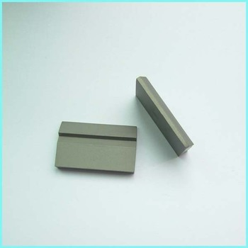hard alloy cemented tungsten carbide plate for cutting tool