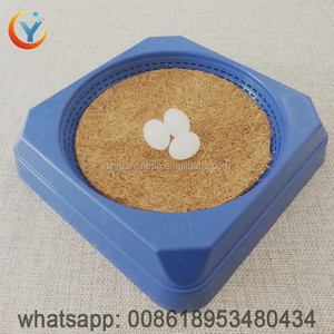 High quality dry plastic pigeon bird nest for cage