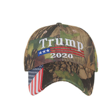 High quality american flag tactical realtree camo baseball cap trump 2020 hats