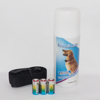 2019 new model dog anti barking collar mist spray no barking device with sound control high sensitivity