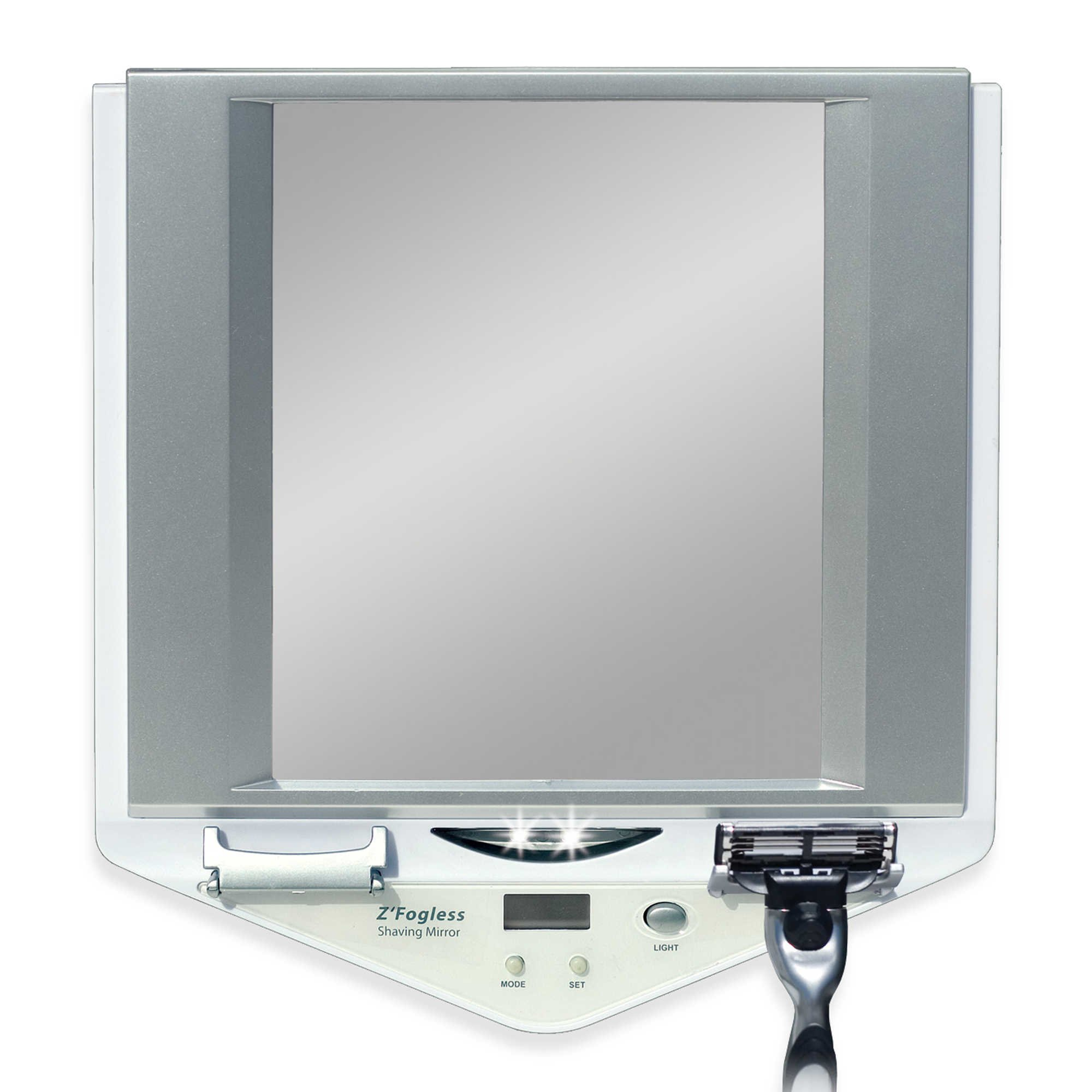 Buy Zadro Zfogless Fog Free Led Lighted Shower Mirror With