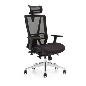 Modern high back ergonomic office chair for meeting room
