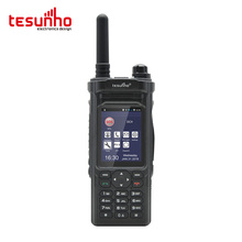 TESUNHO Real-PTT Wifi Bluetooth Android цифровой двухстороннее радио