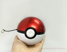 Wholesale New Pokemon Go Power Bank 12000mah Pokeball Portable Phone Charger