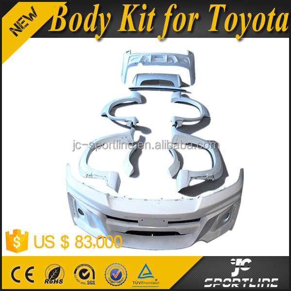 JC Sportline Wald Design PP LC200(570R) Body Kits for Toyota LAND CRUISER 2012