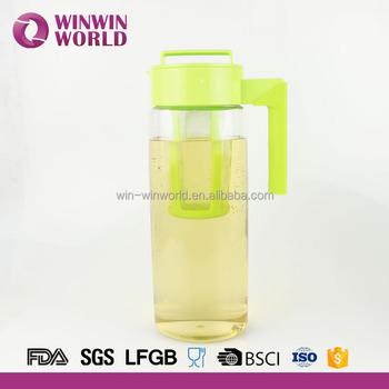 wholesale 13 litre bpa free handle iced coffee and tea maker