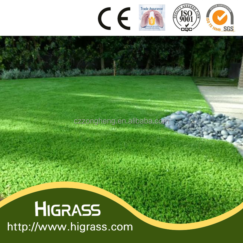 40mm fake grass carpet for landscaping