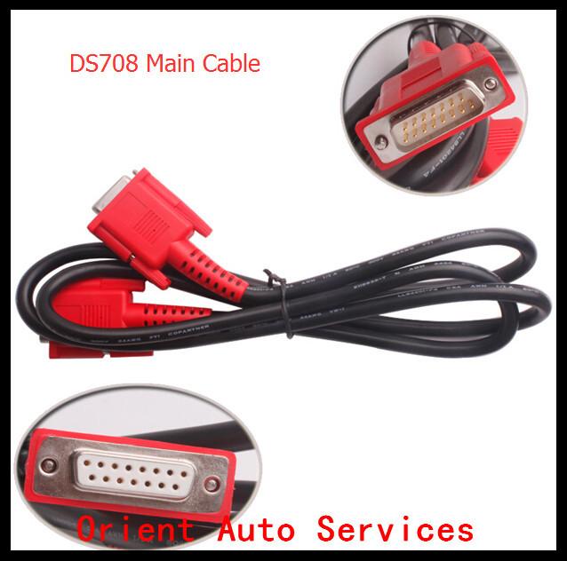 Верхний с самым высоким рейтингом профессиональный Autel Maxidas DS708 главный тест кабель DS708 главный кабель
