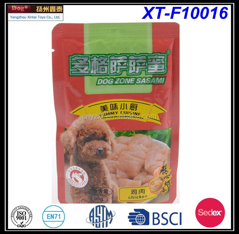 Chondroitin series pet snacks chicken breast dumb bell bones pet snacks/chicken breast meat/chicken pet snacks