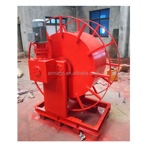 Steel Extension Cord Cable Reel For Electric Wire