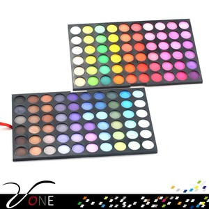 New Professional 120 Full Colors Natural Eyeshadow Palette Makeup Kit Make Up Set