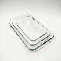 Baking Dishes Pans household reheated oven safe tableware dinner baking dishes set