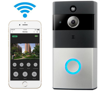 WiFi doorbell2