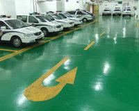 Non-Solvent Stone Hard epoxy garage floor covering