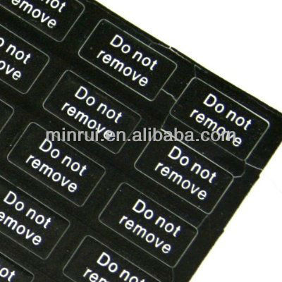 Do Not Remove Warranty Indicator Sticker For Iphone 3gs